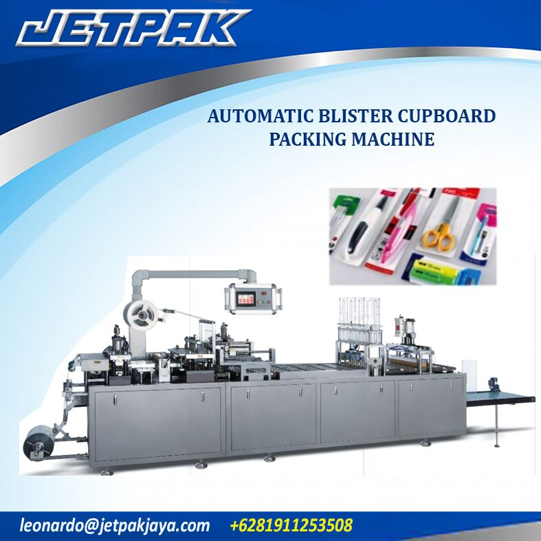 Automatic Blister Cupboard Packing Machine