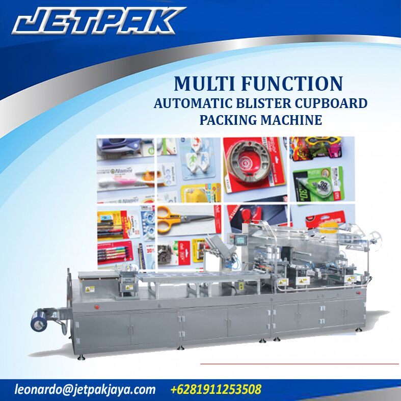 Multi Function Automatic Blister Cupboard
