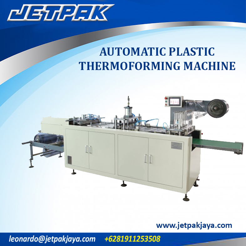 Automatic Plastic Thermofroming Machine