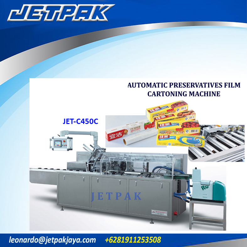 Automatic Preservatives Film