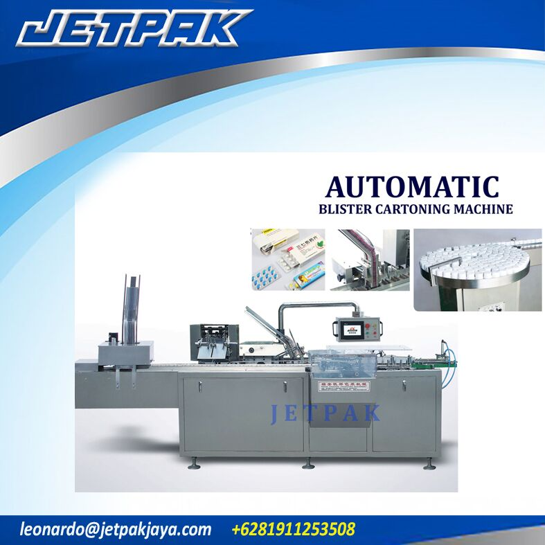 Automatic Blister 100A