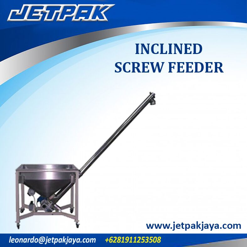 Inclined Screw Feeder