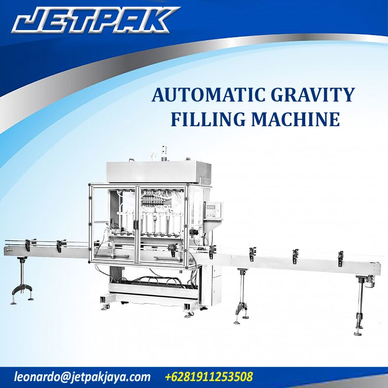 Automatic Gravity Filling Machine