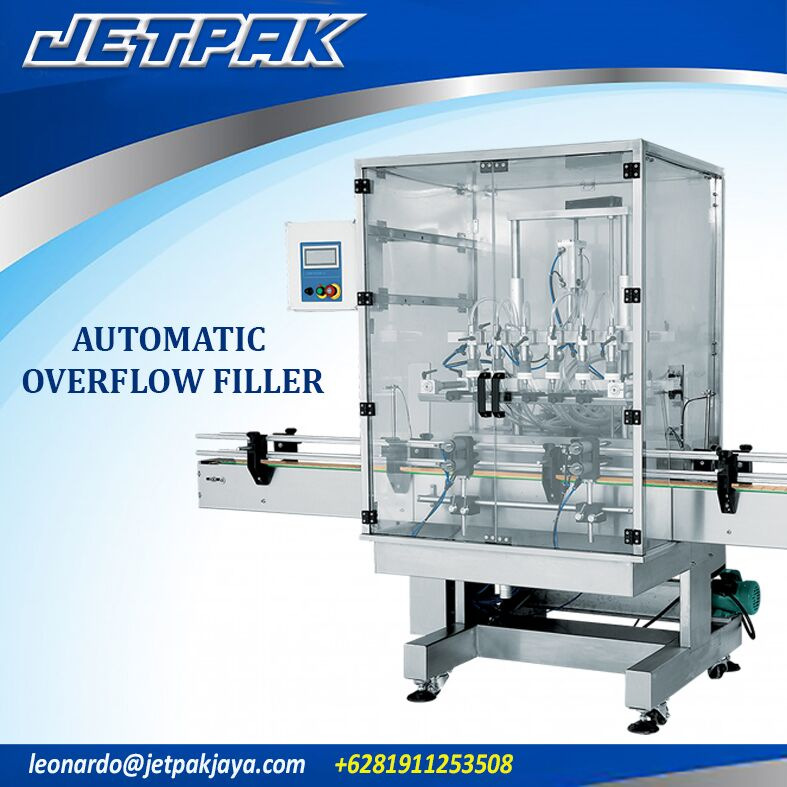 Automatic Overflow Filling