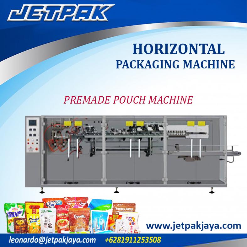 Premade Pouch Machine