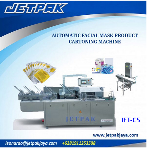 Automatic Facial Mask Produk