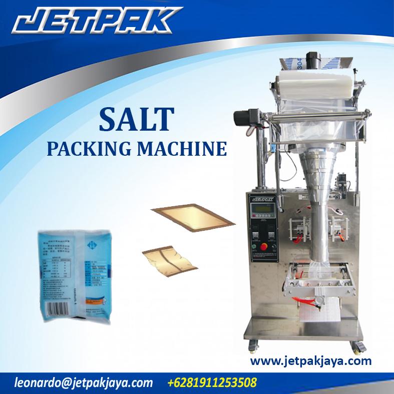 Salt Packing Machine