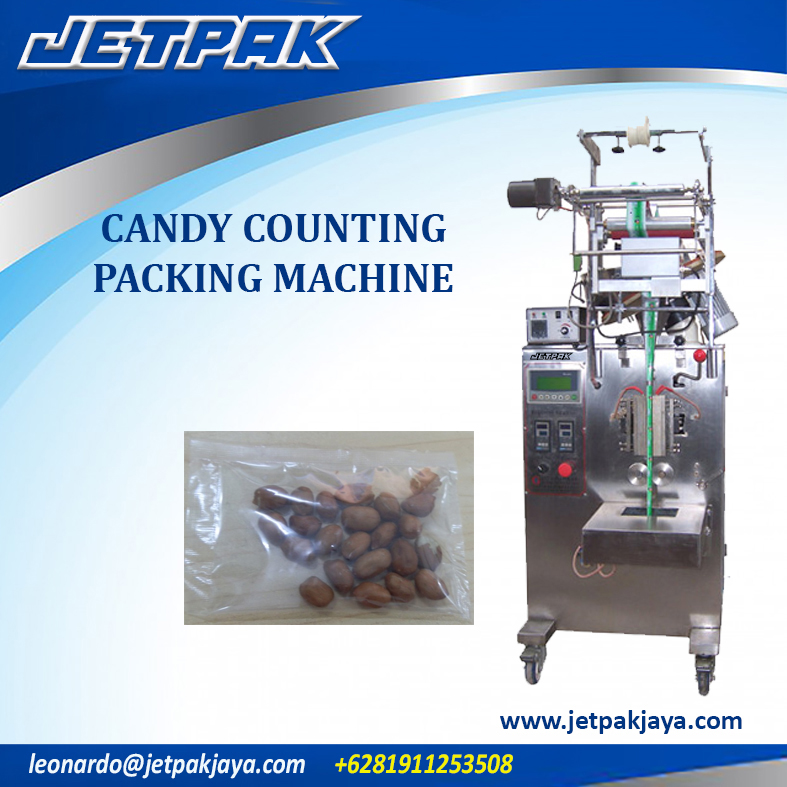 Candy Counting & Packing Machine