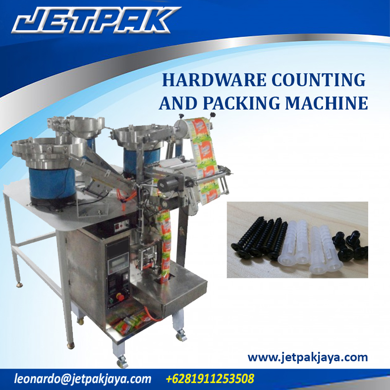 Hardware Counting and Packing Machine