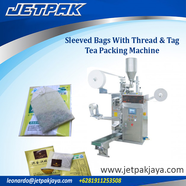 Sleeved bags Packing Machine