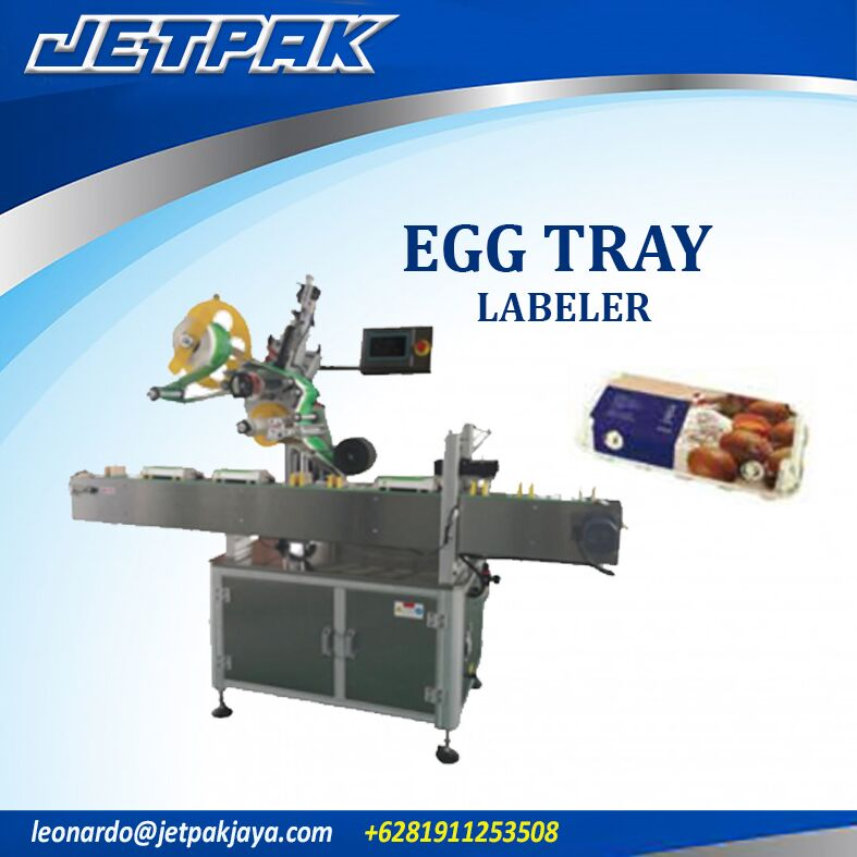 Egg Tray Labeler
