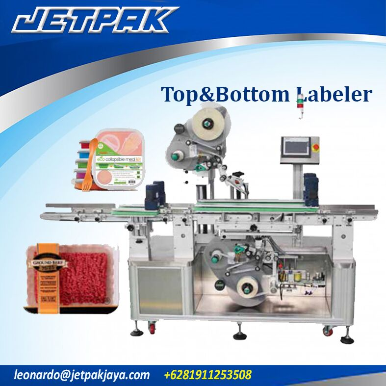 Top & Bottom Labeler