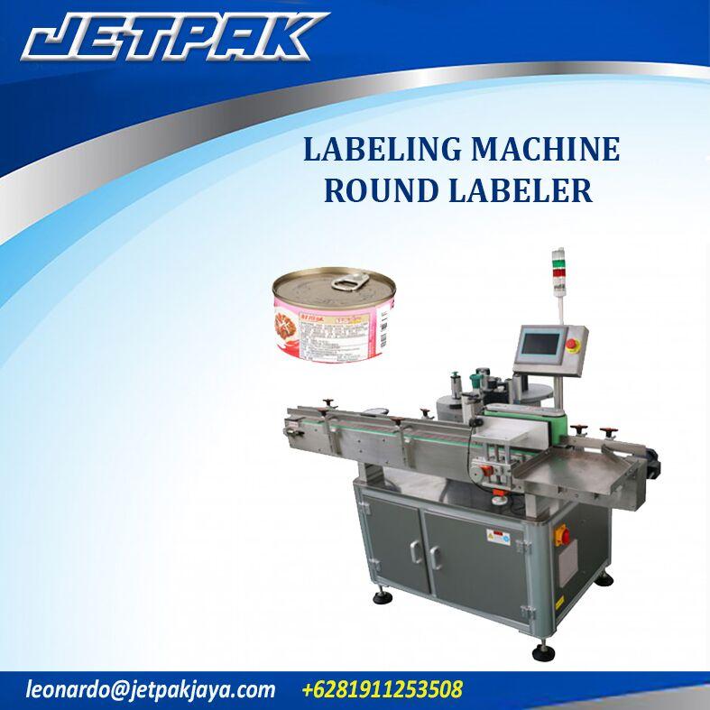 Labeling Machine Round Labeler