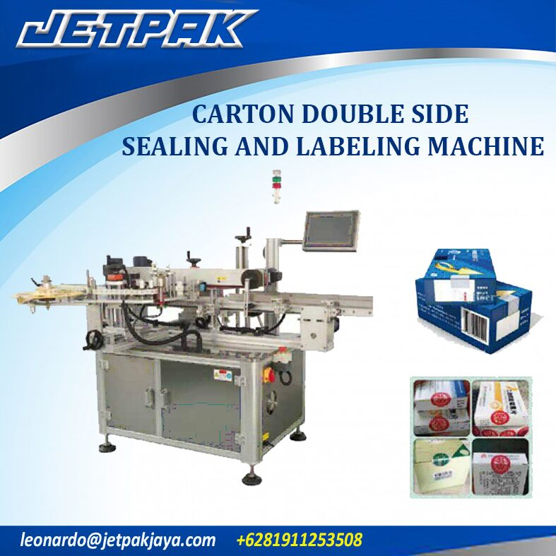 Carton Double Side Sealing