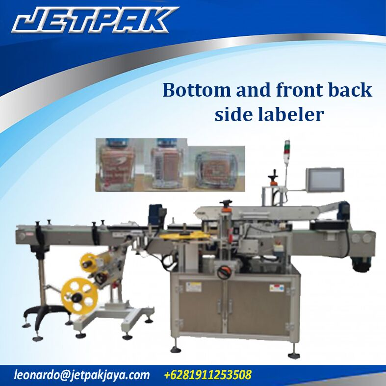 Bottom & Front Back Side Labeler