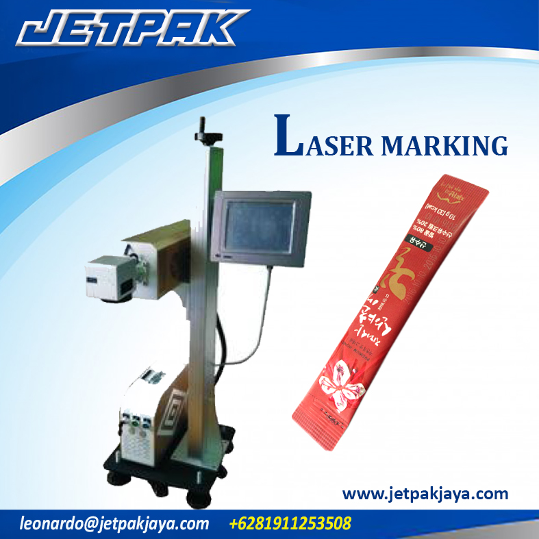 LASER MARKING MACHINE (JET-B3)