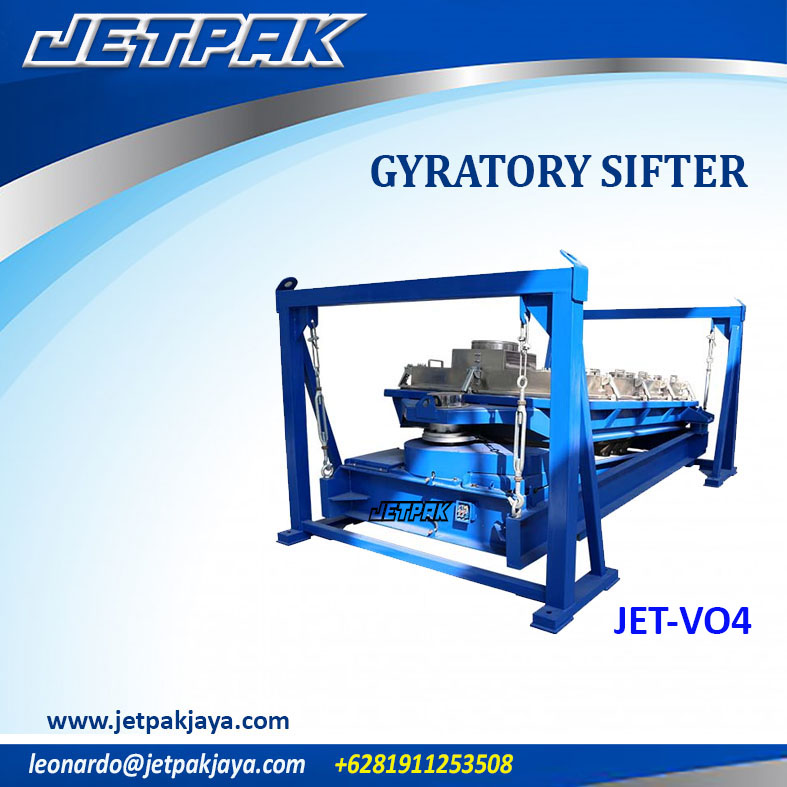 Gyratory Sifter