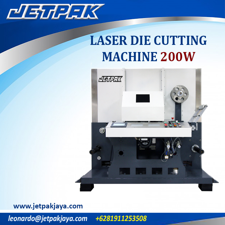 Laser Die Cutting Machine 200W