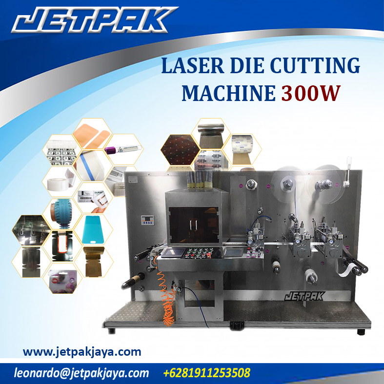 Laser Die Cutting Machine 300W
