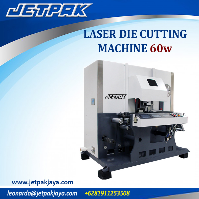 Laser Die Cutting Machine 60W