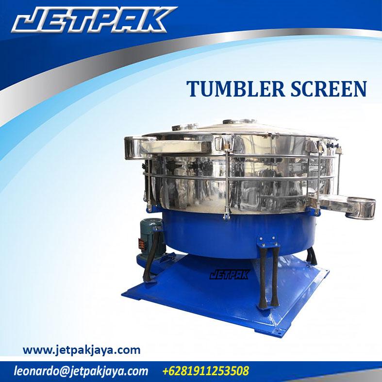 Tumbler screen