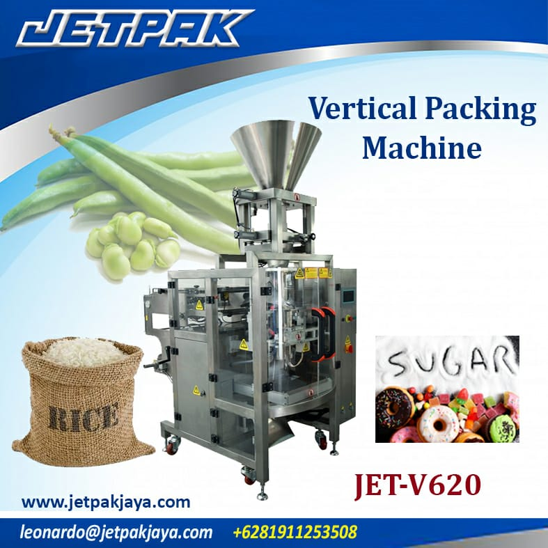 Vertical Packing Machine (JET-V620)